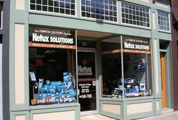 Netux Storefront