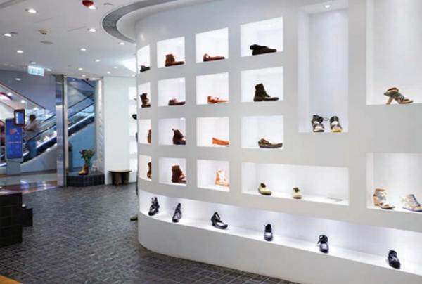 Shoe Wall Design