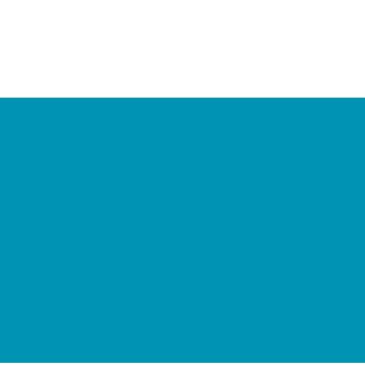 Blue truck icon