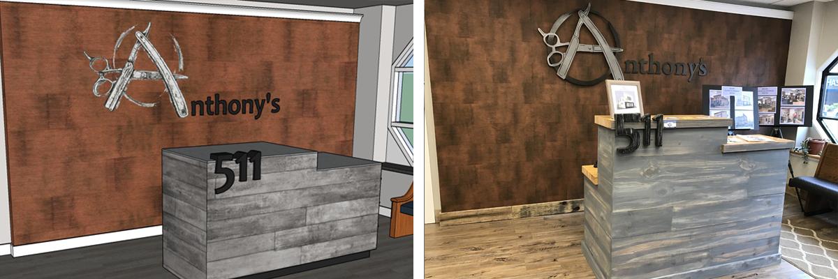 Interior Design 48 hour makeover