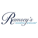 Ramseys diamond logo