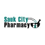 Sauk City Pharmacy logo
