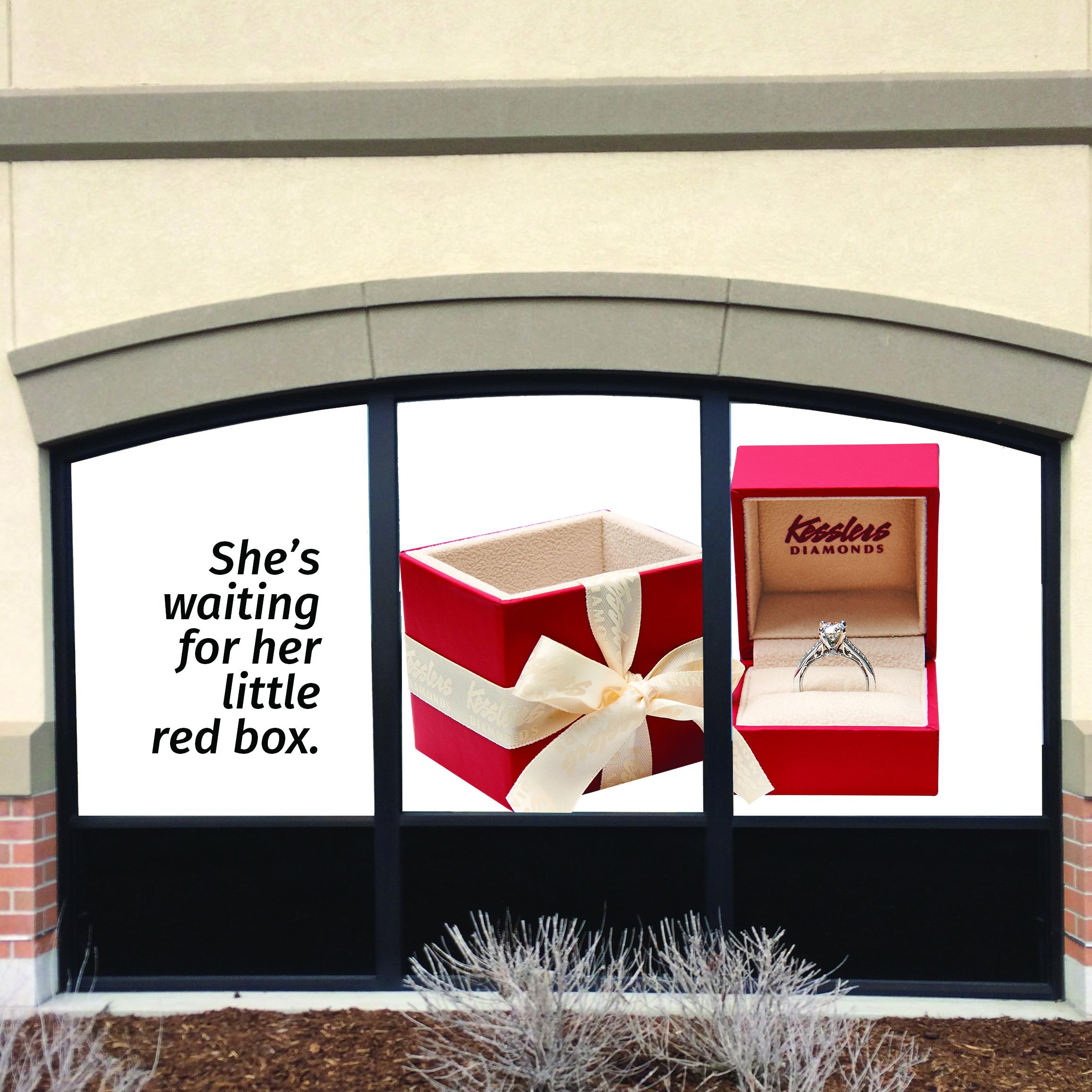 Kesslers Window Signage