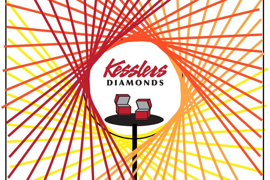 kesslers diamonds 2019 fall window display