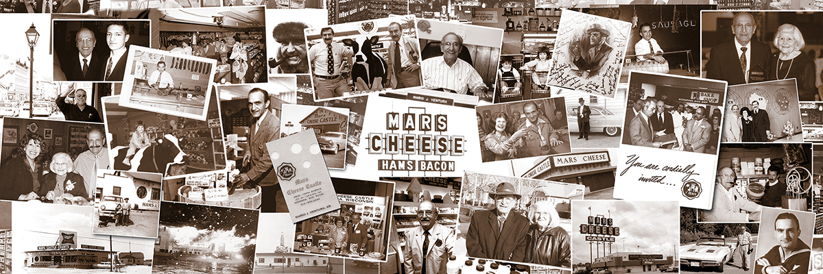 mars cheese castle banner
