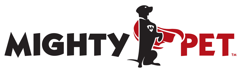 mighty pet logo