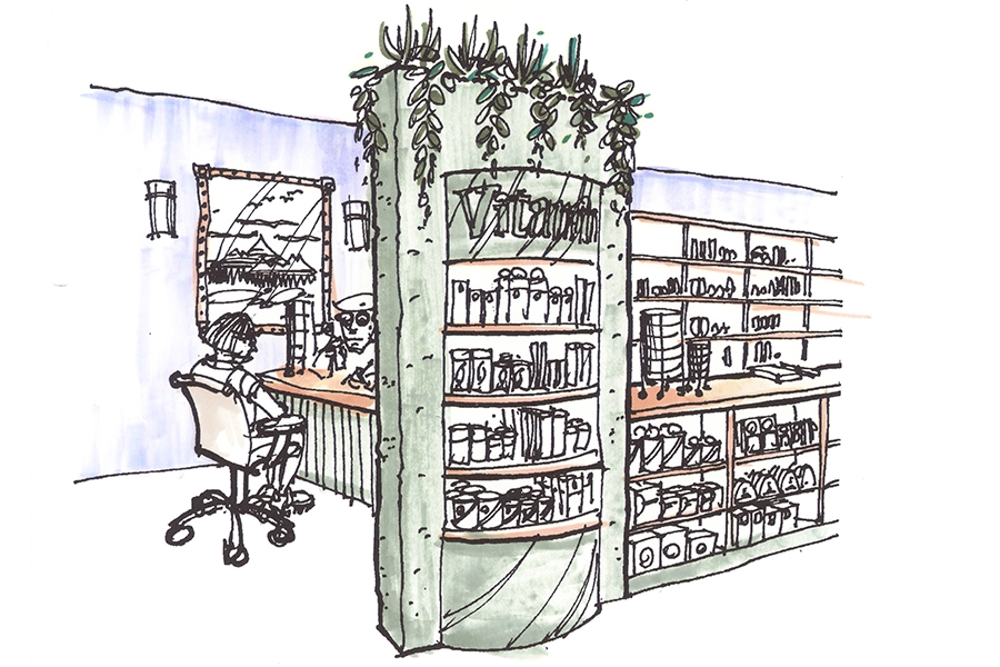 pharmasave interior design