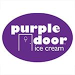 purple door ice cream logo