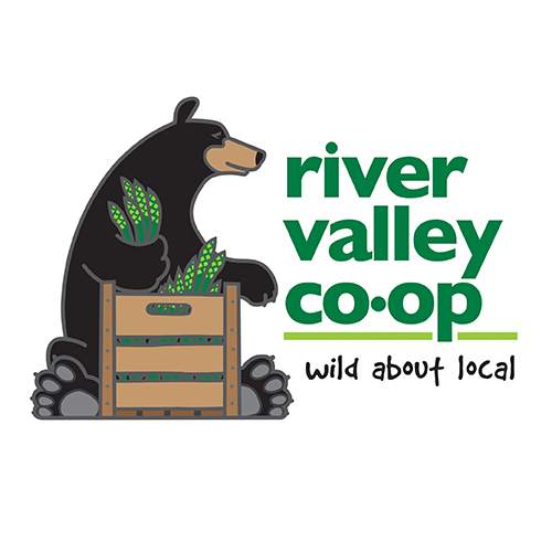 river valley co-op branding & signage