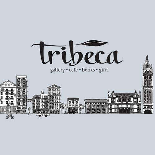 tribeca branding & signage