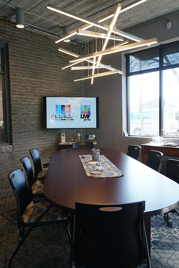 424 conference room design