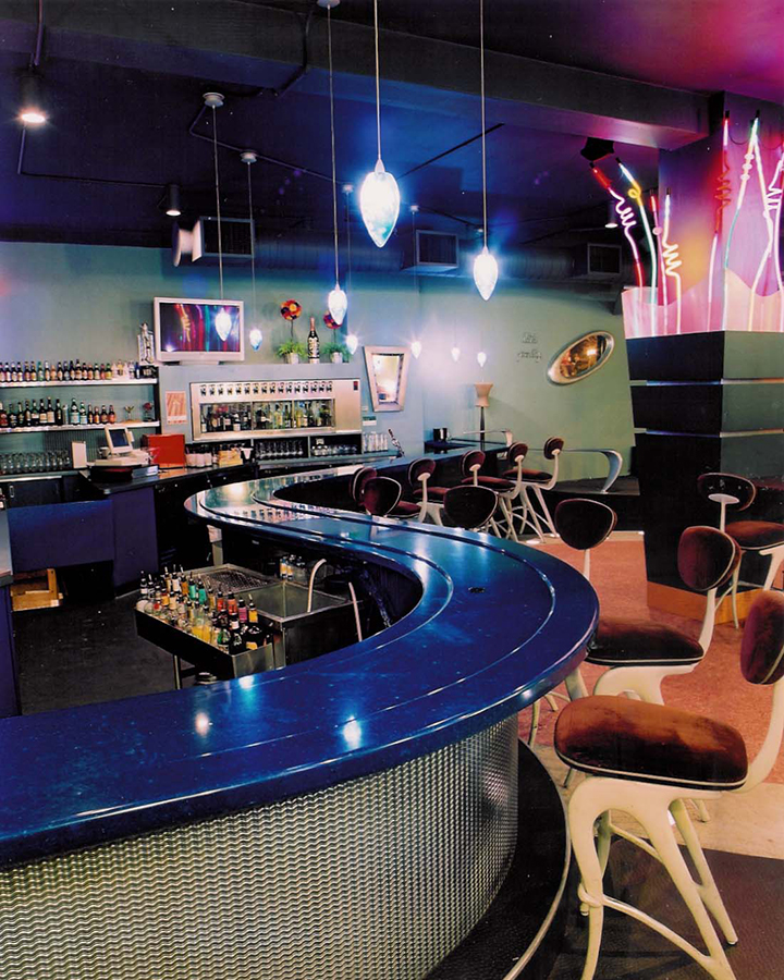 fushion lounge and dining