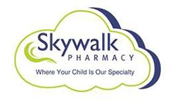 skywalk pharmacy logo