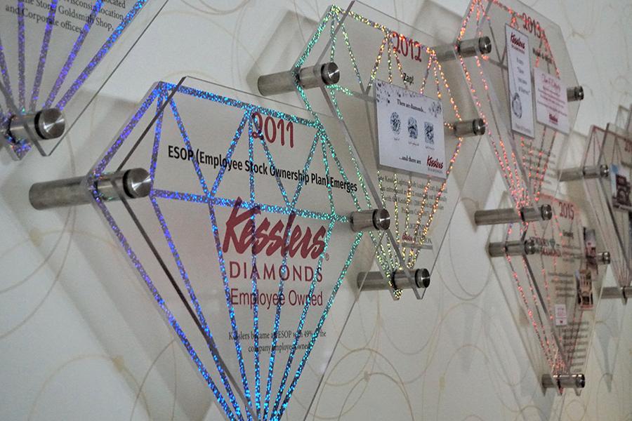 kesslers diamonds timeline