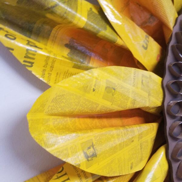 sunflower prop