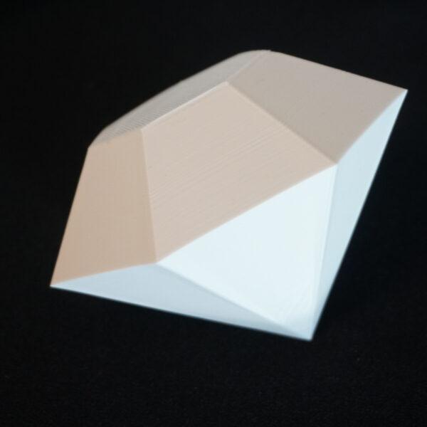3d printed diamonds