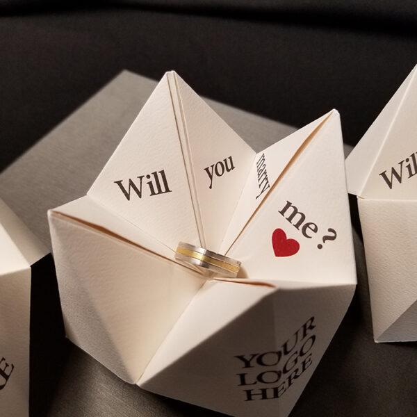fortune teller prop