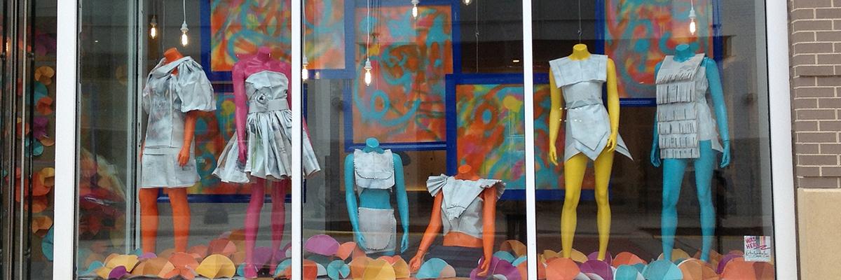 bayshore mannequin display